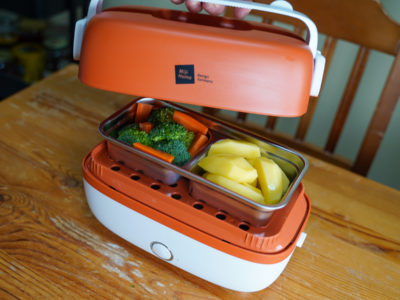 Miji Cookingbox One WM024 Orange Koch Box Dampf
