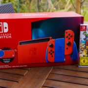 Nintendo Switch Limited Super Mario 3D World + Bowsers Fury