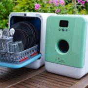 Daan Tech Bob Smarter Mini Geschirrspüler UV-C Test Review