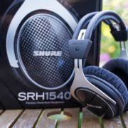 SHURE SRH1540 Test Review Umihito