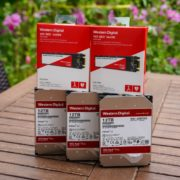 WD RED Plus 12 TB HDD & WD RED SA500 1TB M.2 SSD Test Review